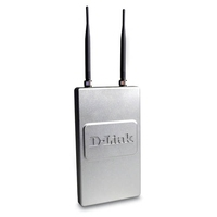 D-Link 802.11g Outdoor Access Point 54Mbit/s Supporto Power over Ethernet (PoE) punto accesso WLAN