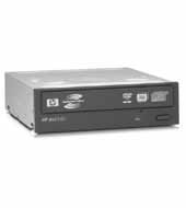 HP 16X SATA DVD+R/-RW Drive with Double Layer Density +R Support with Light Scribe lettore di disco ottico