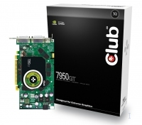 CLUB3D CGNX-G7956 GDDR3 scheda video
