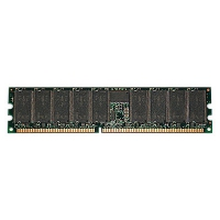 HP 2 GB PC2-5300 ECC Registered DDR2 667 MHz DIMM 2GB DDR2 667MHz Data Integrity Check (verifica integrità dati) memoria