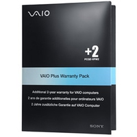 Sony VAIO Plus Warranty Pack - 2 years, 10-users