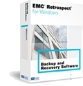 EMC Retrospect 7.5 Disk-to-Disk Edition 1yr Suport & Maintenance Only