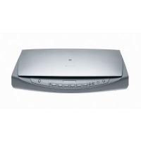 HP Scanjet 8200 Scanner piano 4800 x 4800DPI A4 Grigio