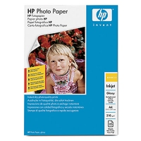 HP Glossy Photo Paper 210 g/m²-A4/210 x 297 mm/25 sht carta fotografica