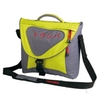 "Toshiba Messenger Bag Lemon 15.4"" Borsa da corriere Verde"