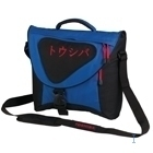 "Toshiba Messenger Bag Blue Ocean 15.4"" Borsa da corriere"