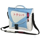"Toshiba Messenger Bag Blue Sky 15.4"" Borsa da corriere"