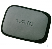 "Sony Soft Carry Pouch for Vaio A-series 15.4"" Custodia a tasca Grigio"