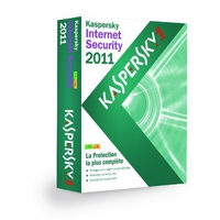 Kaspersky Lab Internet Security 2011 3utente(i) 1anno/i Francese
