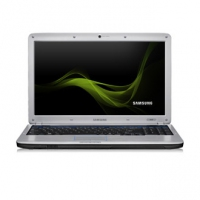"Samsung R NP-R530-JA0KUK 2.2GHz T4400 15.6"" 1366 x 768Pixel Nero, Rosso notebook/portatile"