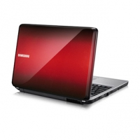 "Samsung R NP-R730-JA09UK 2.2GHz T4400 17.3"" 1600 x 900Pixel Nero, Rosso notebook/portatile"