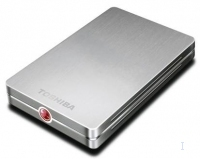 Toshiba 120 GB External USB Mini Hard Drive 120GB disco rigido esterno