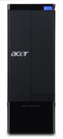 Acer Aspire X3910 2.5GHz E3300 Desktop piccolo Nero PC