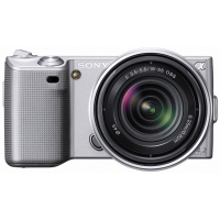 Sony NEX-5KS MILC 14.2MP CMOS 4592 x 3056Pixel Argento digital MILC