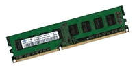Samsung 2GB DDR3 1333MHz ECC Registered DIMM 2GB DDR3 1333MHz Data Integrity Check (verifica integrità dati) memoria