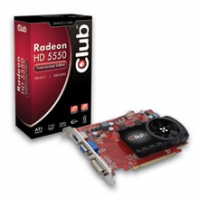 CLUB3D CGAX-55548IO 2GB GDDR3 scheda video