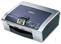 Brother DCP-330C Colour Inkjet All-in-One 6000 x 1200DPI Ad inchiostro A4 25ppm multifunzione