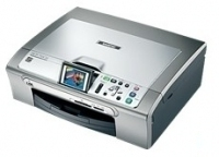 Brother DCP-750CW Colour Inkjet All-in-One 600 x 1200DPI Ad inchiostro A4 27ppm multifunzione