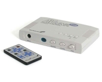 StarTech.com High-Resolution PC / VGA to TV Converter with Remote Control scheda di acquisizione video