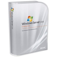 Fujitsu Windows Server 2008 Enterprise w/SP2, CAL, 10u