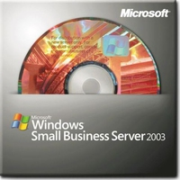 HP Windows Small Business Server 2003 R2 Standard, EN
