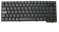 ASUS Keyboard A7 German QWERTY Tedesco Nero tastiera