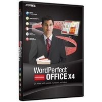 Corel WordPerfect Office X4 Professional, 1-10u, FR