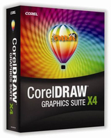 Corel Graphics Suite X4, MNT, 10u, 2y, MLNG