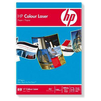 HP Color Laser Paper 100 gsm-500 sht/A4/210 x 297 mm A4 (210×297 mm) Opaco Bianco carta inkjet