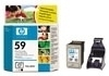 HP 59 Grey Photo Inkjet Print Cartridge cartuccia d