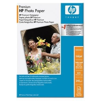HP Premium Satin-matt Photo Paper 240 g/m²-A4/210 x 297 mm/50 sht carta inkjet