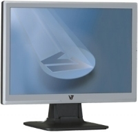 "V7 19"" TN Wide Panel 19"" monitor piatto per PC"