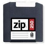 Iomega Zip® 250MB Disk 3-Pack PC/Mac® 250MB disco zip