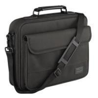 "Targus Notepac plus nylon black 15.4"" Nero"