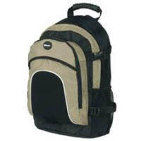 "Targus Sprint Backpac nylon beige 15"" Zaino Beige"