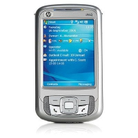 "HP iPAQ rw6815 Personal Messenger 64 M 2.7"" TFT W MobileT 5.0 Professional computer palmare"