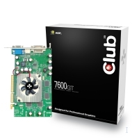 CLUB3D CGN-G766 GDDR3 scheda video