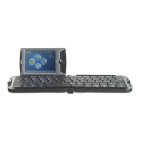 HP iPAQ Bluetooth Folding Keyboard tastiera
