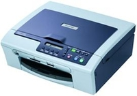 Brother DCP-130C Colour Inkjet All-in-One 600 x 1200DPI Ad inchiostro A4 25ppm multifunzione