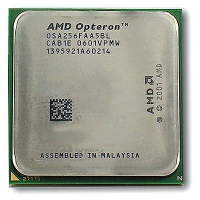 HP AMD Opteron 2210 HE 1.8GHz Dual Core 2M BL465c G1 Processor Option Kit processore