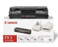Canon Fax Cartridge FX-3 2700pagine Nero