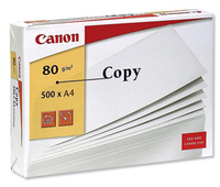 Canon Copy A4/B carta inkjet