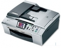 Brother DCP-540CN Colour Inkjet All-in-One 600 x 1200DPI Ad inchiostro 25ppm multifunzione