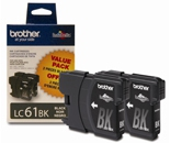 Brother LC612PKS Nero cartuccia d