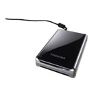 "Toshiba Hard Disk 120 GB Mini 2,5"" - Backup software"