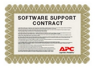 APC InfraStruXure Change, 1 Month Software Maintenance Contract, 100 Racks