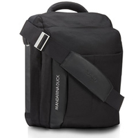"Sony Mandarina Duck Co-Branded Fashion Backpack 14.1"" Zaino Nero"