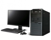 Acer Veriton M265-BE1400C 2GHz E1400 Torre Nero PC