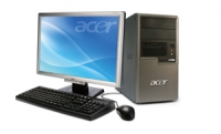 Acer Veriton M264-BE2200C 2.4GHz E2220 Torre PC