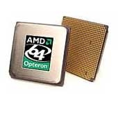 HP AMD OpteronT 875 2.2 GHz-1 MB PC3200 Processor Option Kit for the ProLiant DL585 (dual core), FIO processore